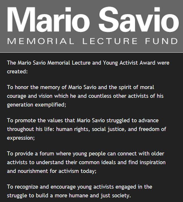 Mario Savio