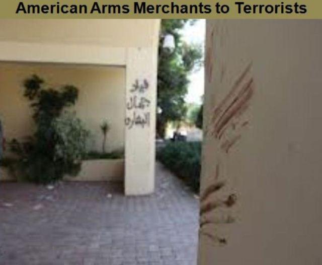 Benghazi.Arms to Terrorists