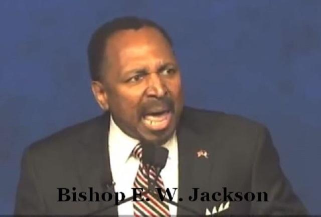 Bishop E. W. Jackson