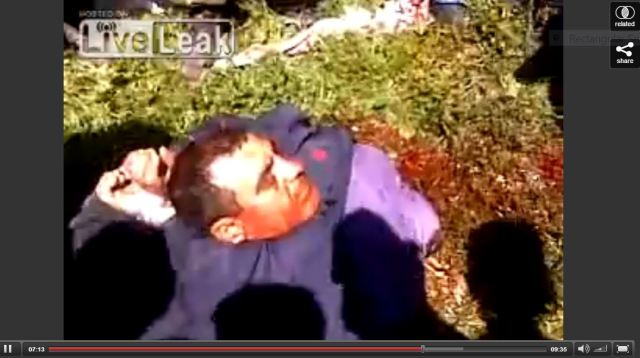 syrian friends. beheading