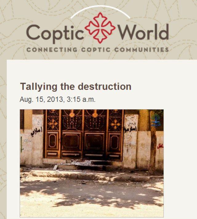 Coptic World.Banner.8.15.2013