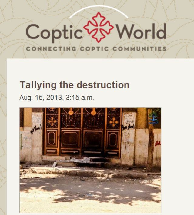 Coptic World.Banner.8.15.2013