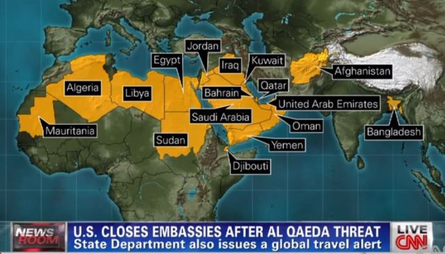 Embassies.CNN