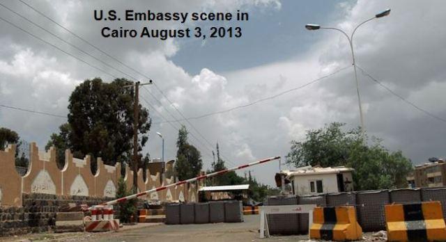 Embassy scene.Egypt