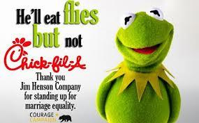 Gay Kermit