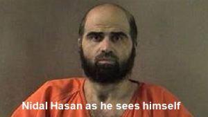 Hasan self inage