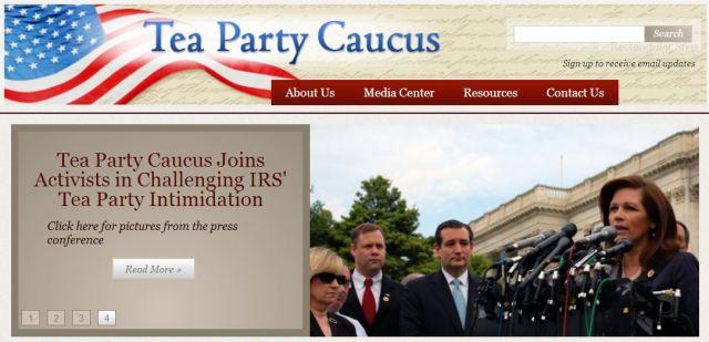 Tea Party Bachmann