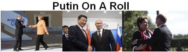Putin On A Roll