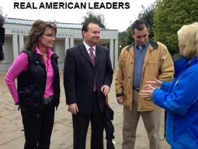 Real American leaders