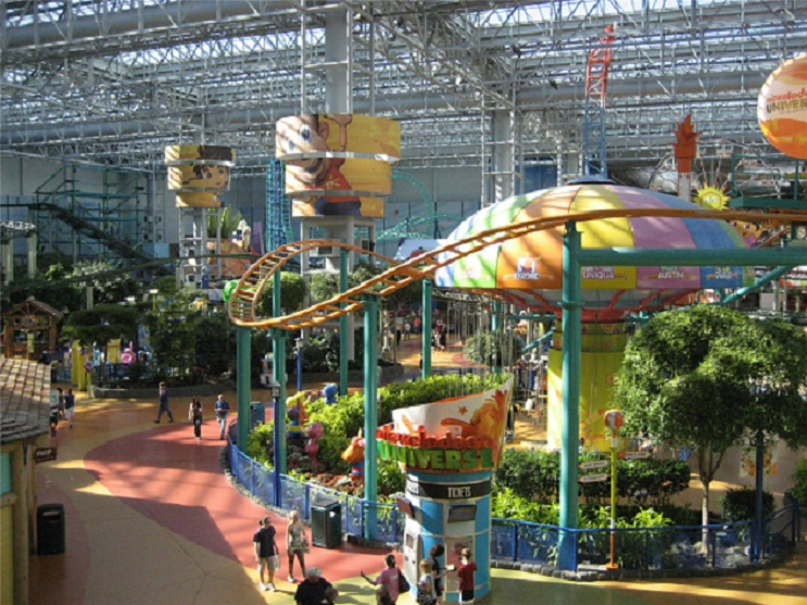 Mall of Americas Own 7-Acre Nickelodeon bounddownloaddt.cf