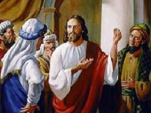 Explains Resurrection to Sadducees