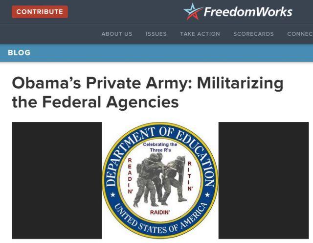 Obama army